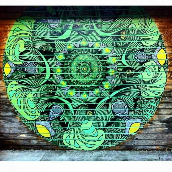sync mural