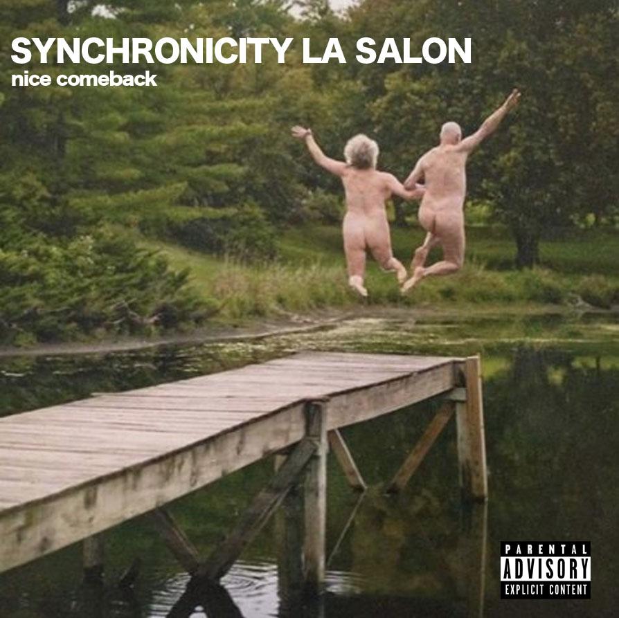 Salon Comeback Front